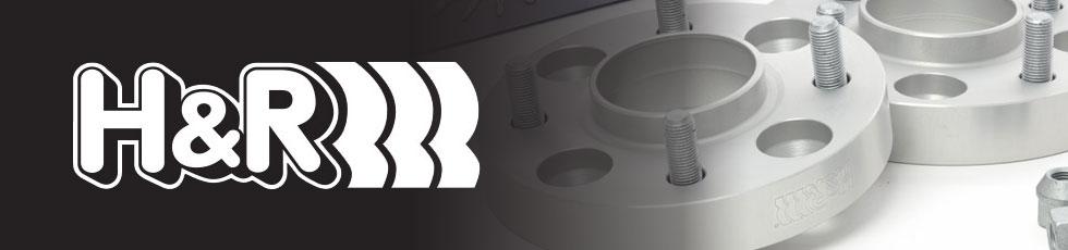 H&R スペーサー/ロングボルト/ナット